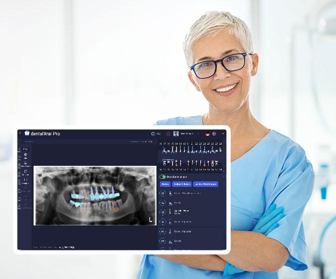 dentalXrai – Ihre KI-Lösung