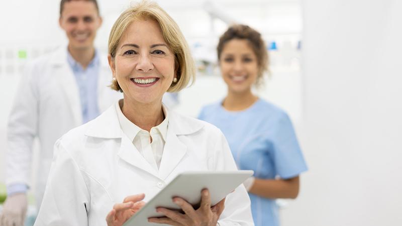Arbeitsweise zahnmedizinischer KI-Technologie