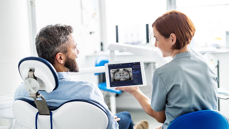 Optimierte Befundung für Zahnärzte und Zahnärztinnen